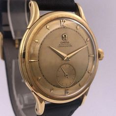top 10 luxury watches for men Old Watches, Fine Watches, Vintage Watches, Analog Watches, Omega Automatic, Skeleton Watches, Vintage Omega, Luxury Watches For Men, Beautiful Watches