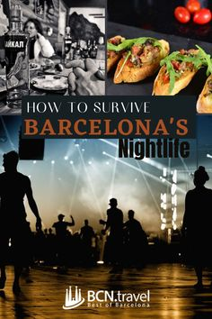 Check out our top advice on how to survive and experience the best out of all the nights out you most probablly will have while visiting Barcelona. #nightlife #barcelonatravel #spaintravel #barcelonatips #eatinginbarcelona Finland Travel, Hungary Travel, Denmark Travel, Austria Travel, Norway Travel, Germany Travel, Portugal Travel, Spain Travel, France Travel