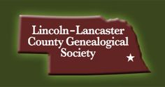 Lincoln Lancaster County Genealogical Society
