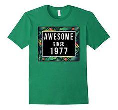Men's 40th Birthday Gift tshirt 40 year old Awesome Since... https://www.amazon.com/dp/B06XTZHBLW/ref=cm_sw_r_pi_dp_x_3Z51ybA1VT37Q
