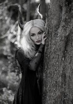 Author, Devil Worshipper, and Satanic Magus - Tampa, Florida Rose Shock, Bright Eye Makeup, Gothic Models, Sexy Makeup, Dark Makeup, Halloween Looks, Purple Halloween, Happy Halloween, Emo Scene