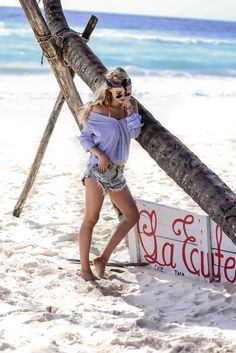 Use it as a swim cover-up at the beach.