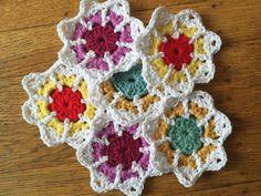 Maryann's Mini Crochet Mandalas for Marinke + Reminder of Mini Mandala Deadline