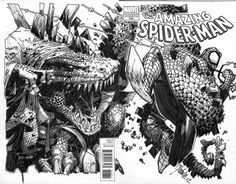 Custom Cover Illustration - Chris Bachalo