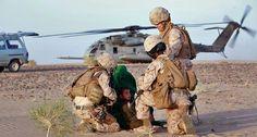 Marine Female Engagement Team in Helmand, Afghanistan. Semper Fidelis