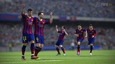 FIFA 14 full UNLOCKED-CRACKED  downloads for PC,XBOX360,PS3,Android,IOS (iPad/iPhone) ....ENJOY!!!!