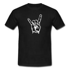 Rock Metal Shirt...Steve
