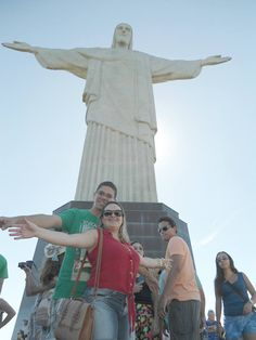Cristo Redentor, Santa Teresa, Rio de Janeiro - RJ, 2014
