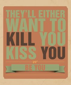 Finnick Odair quote in Catching Fire of the Hunger Games Trilogy.