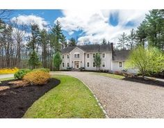 14 Bennett Rd, Boxford, MA 01921. 4 bed, 4 bath, $720,000. Fabulous family home...