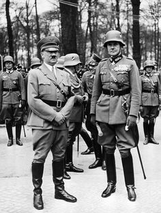 Hitler award ceremony