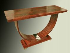 Art-Deco-Console-Table-Hoop-Base-with-Chrome-Detail-1683-1.jpg (1045×800)
