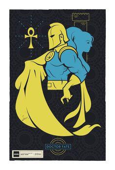 DC Superhero Profiles: Doctor Fate | Luke Daab on Patreon