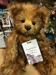 Charlie Bear Dreamkeeper Limited Edition 2016 Mohair Bear Do You Want To Buy Some Chinese Native Produce? Manufactured Dolls & Bears