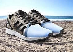 Print Your Instagram Pictures onto Your Shoes w/ Adidas ZX Flux App