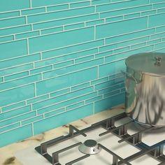 Giorbello Teal Rectangular Brick in. x Glass Backsplash and Wall Tile sq. / - The Home Depot Cheap Bathroom Vanities, Budget Bathroom, Brick Tiles, Wall Tiles, Backsplash Tile, Navy Blue Bathrooms, Buy Tile, Mosaic Bathroom, Bathroom Accessories