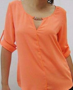 Pinterest Photos, Mom Outfits, Trendy Tops, Blouse Styles, Refashion, Indian Wear, Diy Clothes, Passion For Fashion, Plus Size Fashion