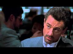 "Dubbed as the ""Pacino / De Niro show-down"" this is definitely the gem of Michael Mann's ""Heat"" and possibly one of the most memorable moments of the 90s #cinema in which two legends came face to face."