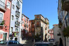 Lisbon, Portugal via the Suitcase Lioness blog. Photo credit .:. Amy Lucas