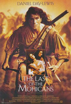 [ LAST OF THE MOHICANS POSTER ]