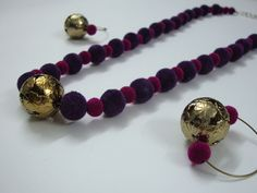 Necklace : Rs.450  Earings: Rs.120  Code: JUNK00155N  Code: JUNK00155E  Place order at: mansoorqainat@gmail.com