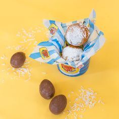 Funnel Cake Express caters to adventurous customers looking to enjoy wacky types funnel cakes at public events and private occasions in Ontario. Creme Eggs, Food Truck, Catering, Menu, Cake, Menu Board Design, Pie, Catering Business, Mobile Food Cart