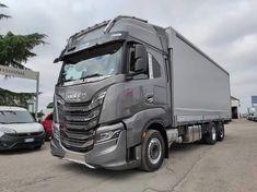 New Trucks, Cool Trucks, Iveco, Fiat, Vans, Italy, Vehicles, In Love, Trucks