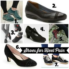 Comfortable, Stylish Shoes for Plantar Fasciitis