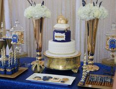Royal Little Prince Baby Shower - Little Prince