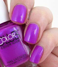 nails.quenalbertini: Color Club Poptastic Neon 2014
