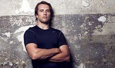 Nike model Tuomo Ruutu :)  (Pinterest can only attach to original Finnish website not the Google translate one, still worth the click)
