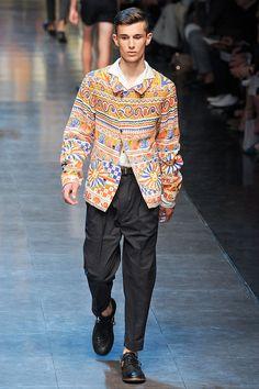 Dolce Gabbana Menswear