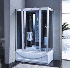 dettagli su box doccia idromassaggio vasca sauna arredo bagno turco cabina radio pc ita