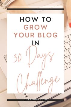 Are you up for the 30 days blogging challenge? This is a great way to grow your blog and build consistently. Oh yeah, we all love challenges so why not give this a shot if you have nothing to do or you want to build your business. | #blogideas | 30 day challenge | 30 day writing challenge | 30 days challenge | #blogging101 30 Day Writing Challenge, Love Challenge, Self Development, Self Improvement, Business Tips, Improve Yourself, Blogging, Challenges, Branding