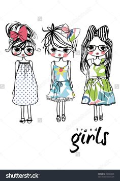 spring summer cute sweet trend girls