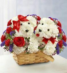 It's a FLORAL Bouquet!