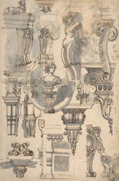 The Metropolitan Museum of Art - Studies and Sketches