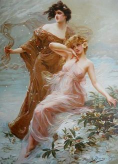 edouard bisson paintings | Edouard Bisson