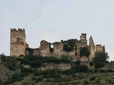 Castillo de Perputxent. Alicante