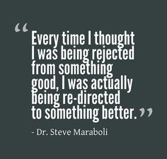 Passion for Change - How To Effectively Handle Rejection
