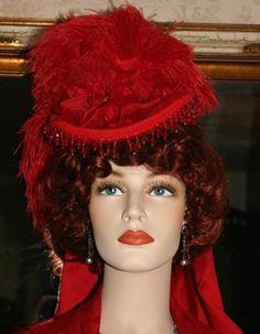 Victorian Hat � Spirit of Phoenix SASS Hat