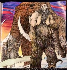 Pencil crayon  #gameofthronescoloringbook
