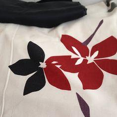 hojaldre de botones: costura
