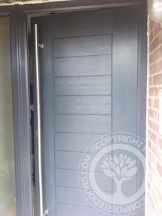 As the UK's Largest Online Supplier of Solidor Timber Core Composite Doors, we are able to supply and fit Timber composite doors anywhere in the UK Heres a small selection of our recent work #solidor #compositedoors #timbercompositedoors