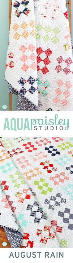 August Rain | aquapaisleystudio.com