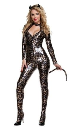 1eacccadba89 Halloween Sexy Print Catwoman Costume 3S1002 Leopard Costume Women Cat  Jumpsuit For Adult Girl Costumes,