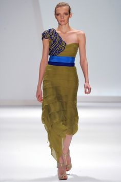 Carlos Miele - Fall Winter 2011/2012 Ready-To-Wear - Shows - Vogue.it