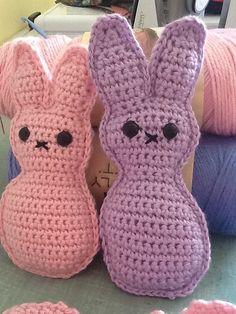 Ravelry: KirstenLouise1's Easter Peeps