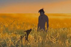 What if Adam met a dog first? Lovely short film by Minkyu Lee.