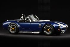 Shelby Cobra 427 SC - My old classic car collection Ford Cobra Shelby, Shelby Cobra Replica, Shelby Gt, Cobra Kit, Ac Cobra 427, Old Sports Cars, Sport Cars, Automobile, Old Classic Cars